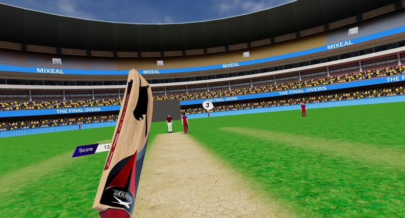 Oculus Quest 游戏《The Final Overs》板球比赛插图(2)