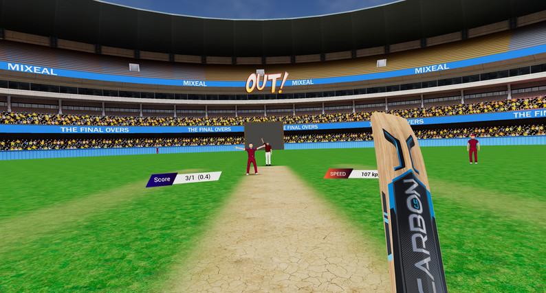 Oculus Quest 游戏《The Final Overs》板球比赛插图(3)