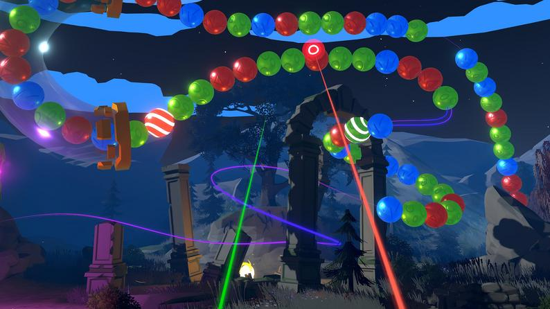 Oculus Quest 游戏 《Zooma: Deluxe Edition》祖玛:豪华版插图(2)