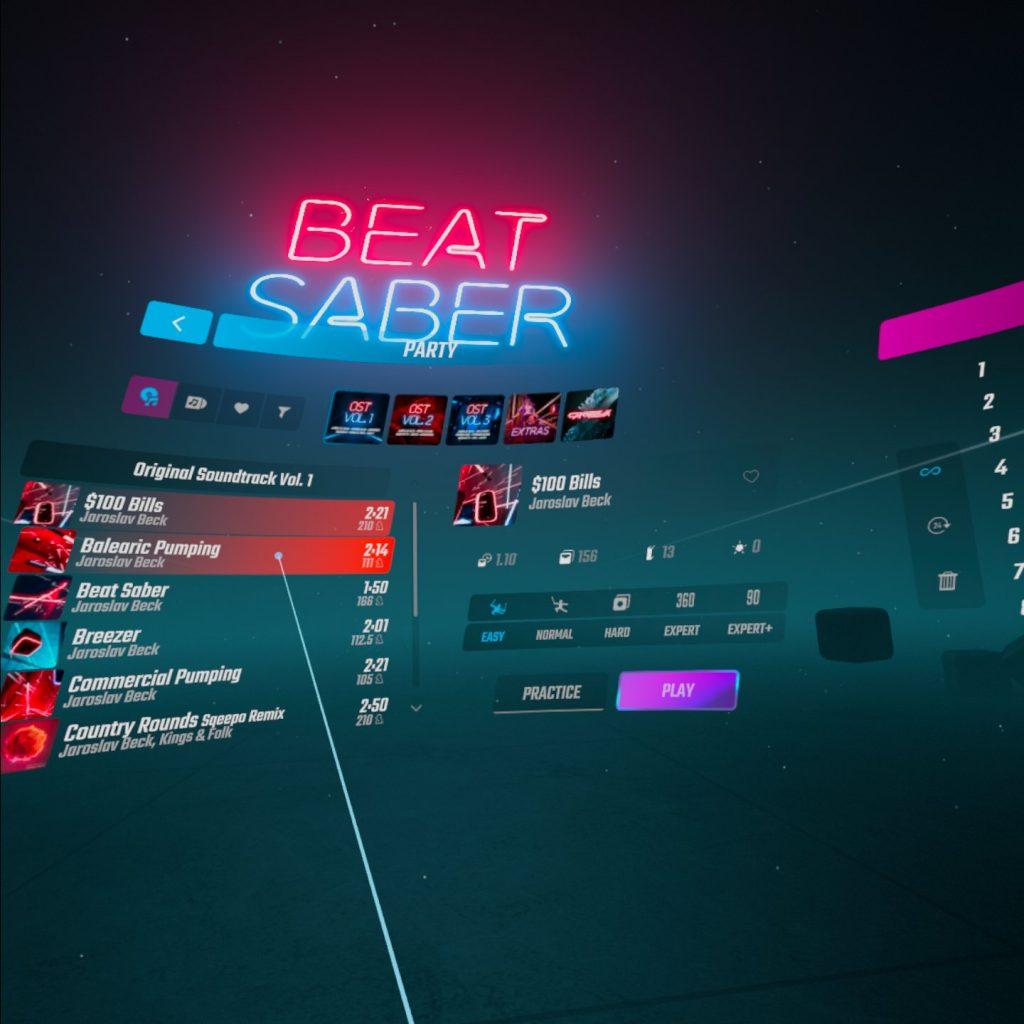 Oculus Quest 游戏《Beat Saber》光剑节奏 解锁DLC版插图