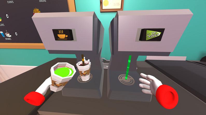 Oculus Quest 游戏《Seps Diner》汉堡餐厅插图(1)