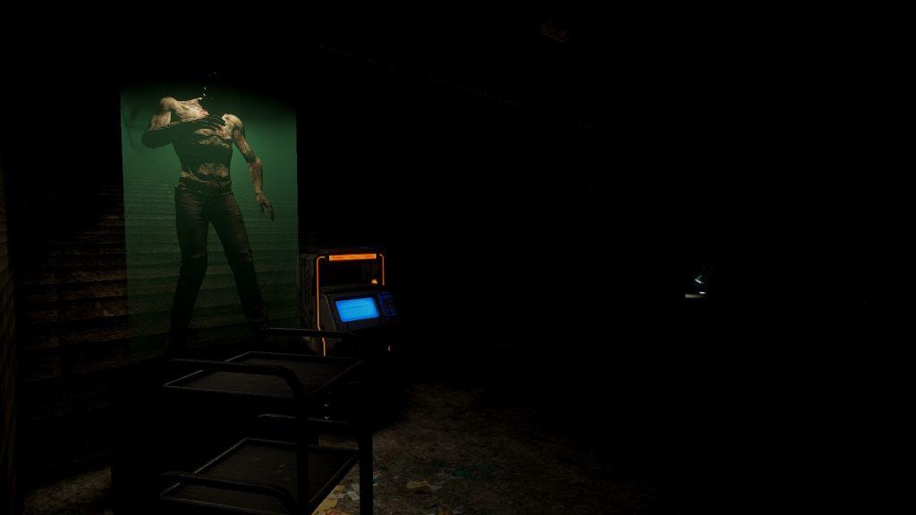 Oculus Quest 游戏《Solicitude Wake-up》恐怖手术台插图(1)