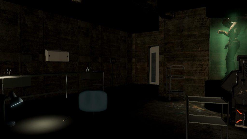 Oculus Quest 游戏《Solicitude Wake-up》恐怖手术台插图(3)