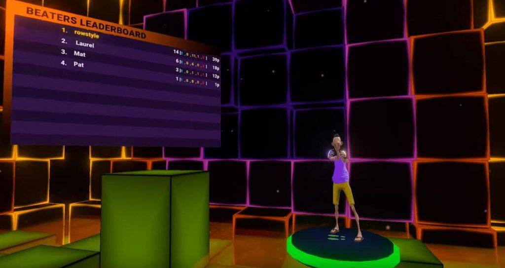 Oculus Quest 游戏《Song Beater》节奏打手插图