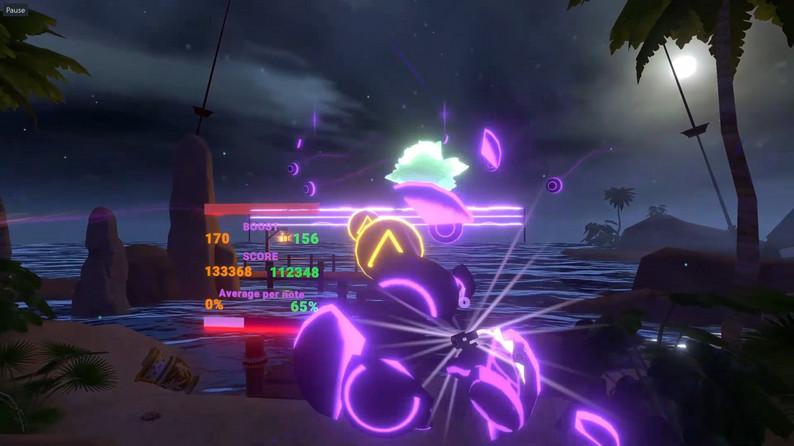 Oculus Quest 游戏《Song Beater》节奏打手插图(4)