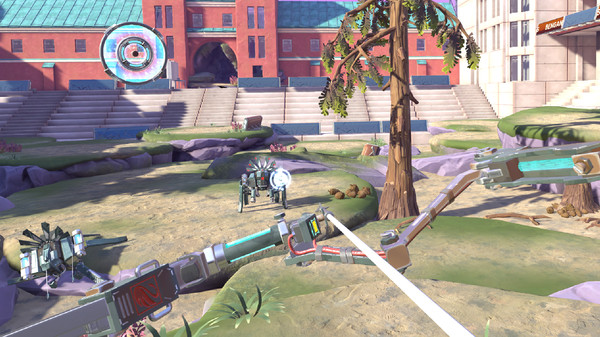 Oculus Quest版Apex Construct 尖端计划