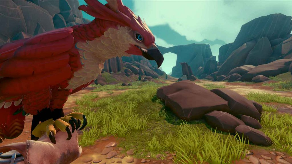 Oculus Quest 游戏《Falcon Age》猎鹰时代插图