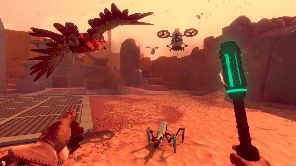 Oculus Quest 游戏《Falcon Age》猎鹰时代插图(1)