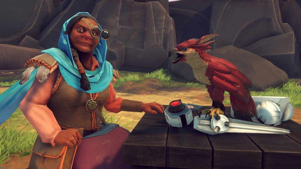 Oculus Quest 游戏《Falcon Age》猎鹰时代插图(2)
