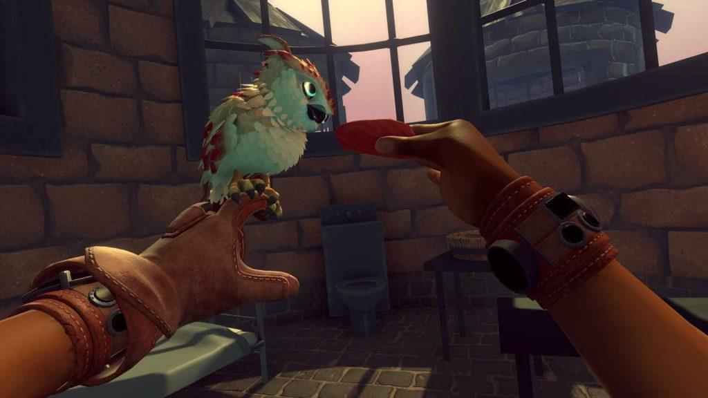 Oculus Quest 游戏《Falcon Age》猎鹰时代插图(3)