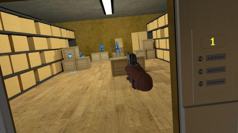 Oculus Quest 游戏《Glitch Assassin》小刺客插图