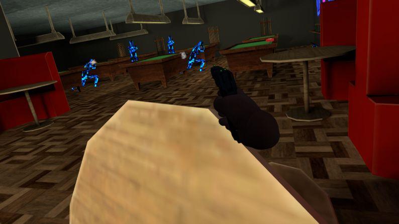 Oculus Quest 游戏《Glitch Assassin》小刺客插图(1)