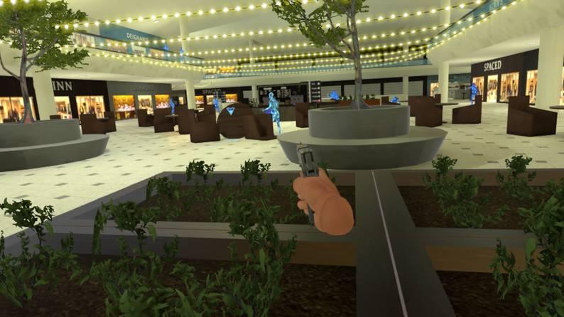 Oculus Quest 游戏《Glitch Assassin》小刺客插图(2)