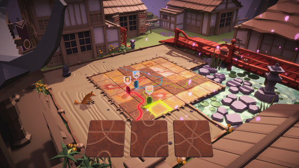 Oculus Quest 游戏《Tsuro The Game of The Path》造路游戏VR插图