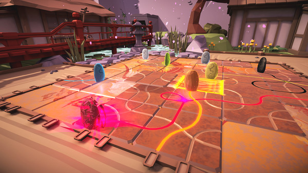 Oculus Quest 游戏《Tsuro The Game of The Path》造路游戏VR插图(3)