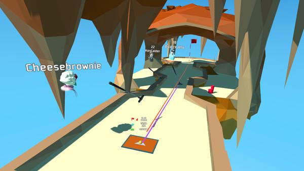 Oculus Quest游戏《Cloudlands 2》云大陆~迷你高尔夫插图(2)
