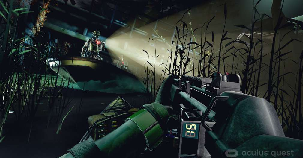 Oculus Quest 游戏《Phantom: Covert Ops》幻影行动插图