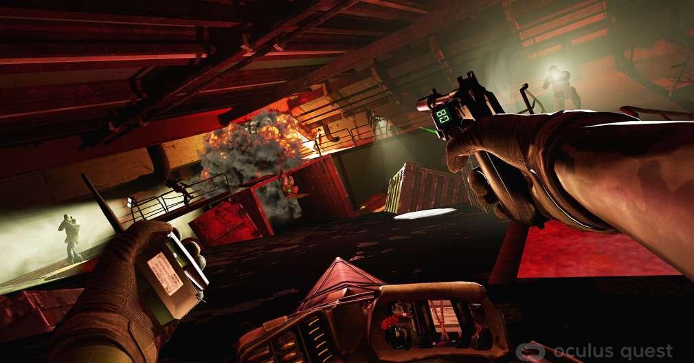 Oculus Quest 游戏《Phantom: Covert Ops》幻影行动插图(3)