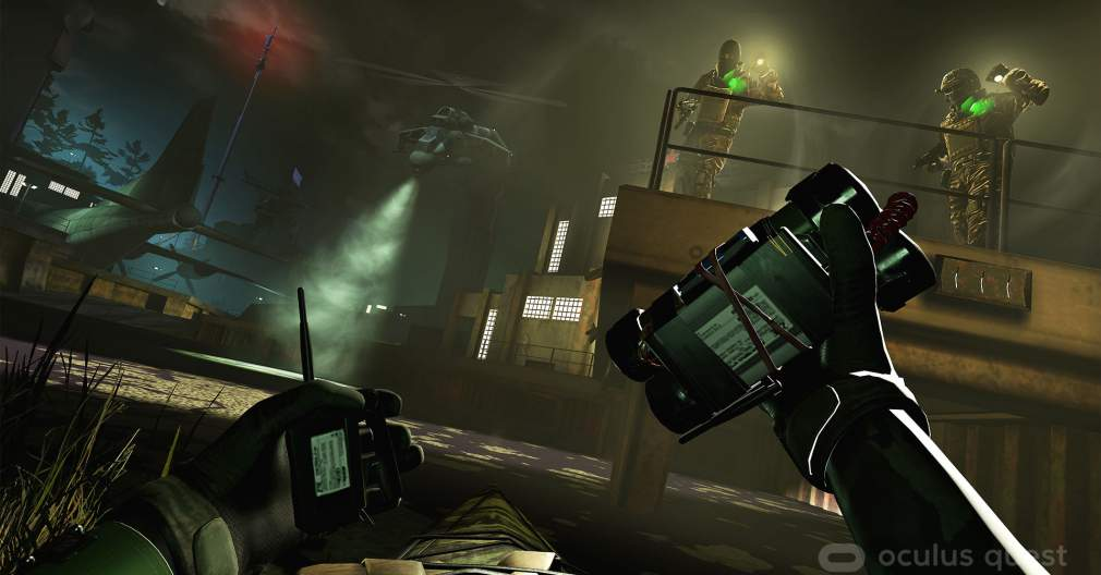 Oculus Quest 游戏《Phantom: Covert Ops》幻影行动插图(4)