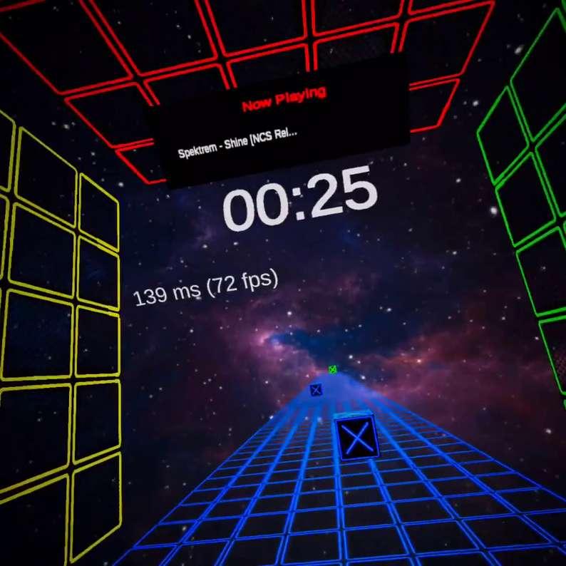 Oculus Quest 游戏《Match Color》颜色反射插图(2)