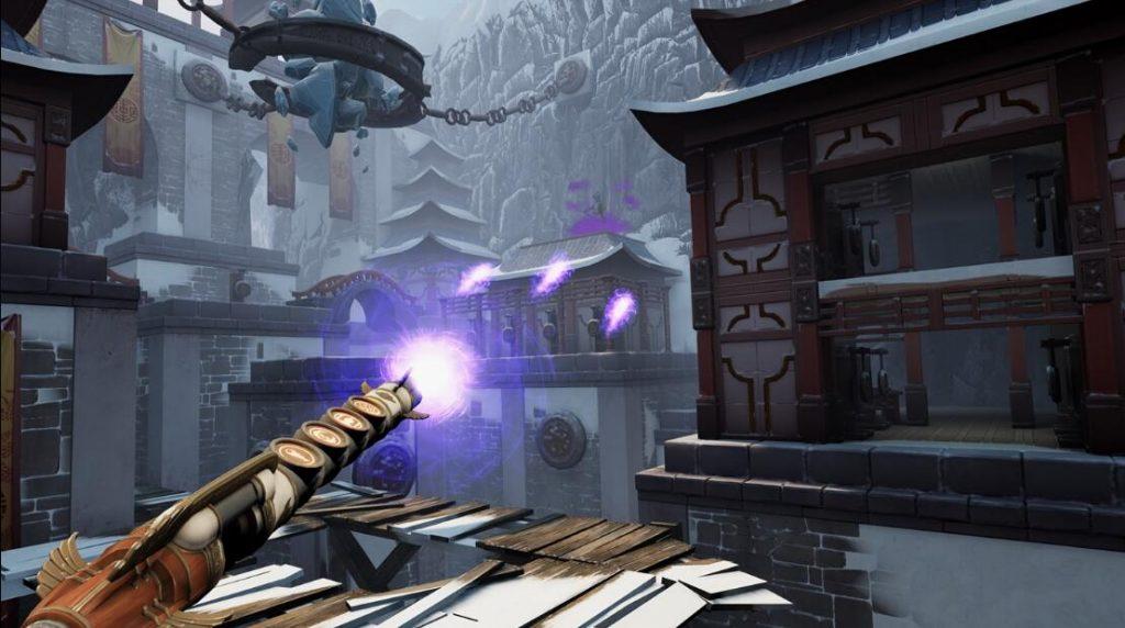 Oculus Quest版《Wands》魔杖