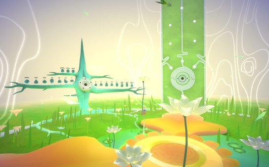 Oculus Quest 游戏《Fujii》花园插图