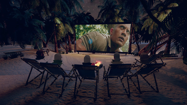 Oculus Go/Quest 在线影视应用《CineVR》多人在线影院插图(1)