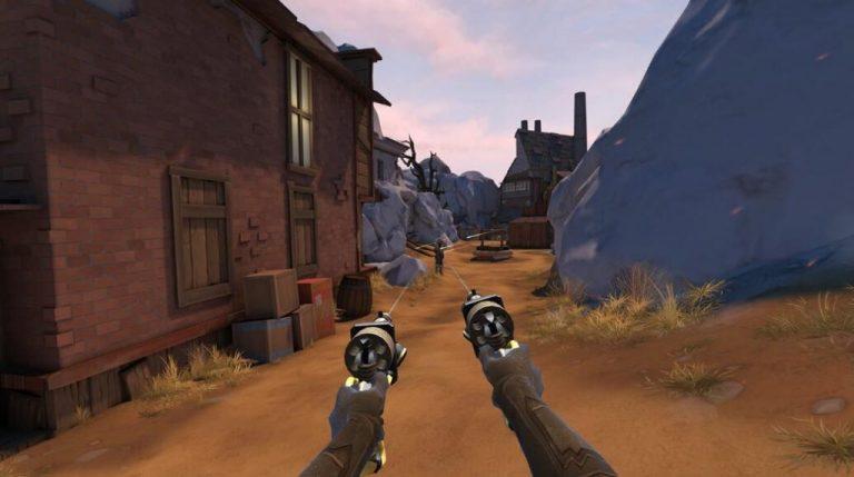 Oculus Quest版 长眠地下2《Dead and Buried II》