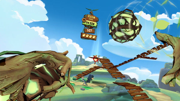 Oculus Quest 游戏《Acron Attack of the Squirrels》松鼠大作战插图