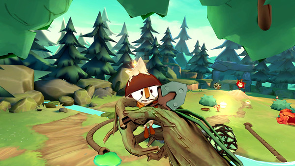 Oculus Quest 游戏《Acron Attack of the Squirrels》松鼠大作战插图(1)