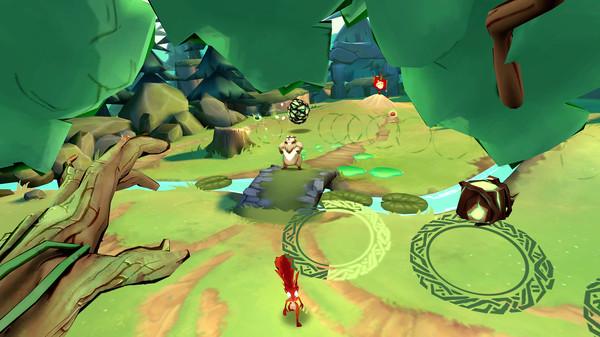 Oculus Quest 游戏《Acron Attack of the Squirrels》松鼠大作战插图(3)