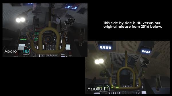 Oculus Quest 游戏《Apollo 11》阿波罗号插图