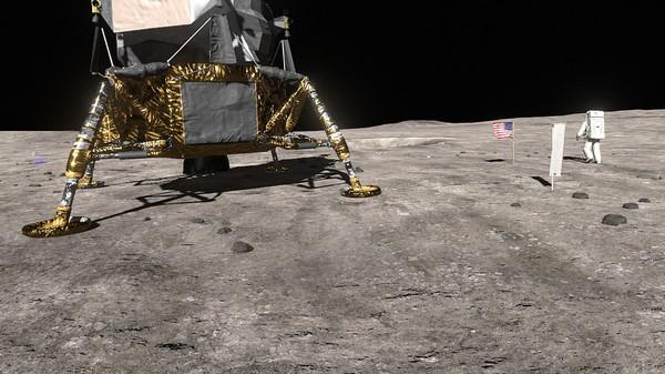 Oculus Quest 游戏《Apollo 11》阿波罗号插图(1)