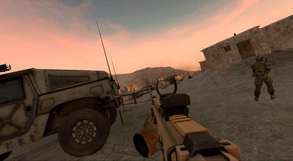 Oculus Quest 游戏《Onward》前进插图(2)