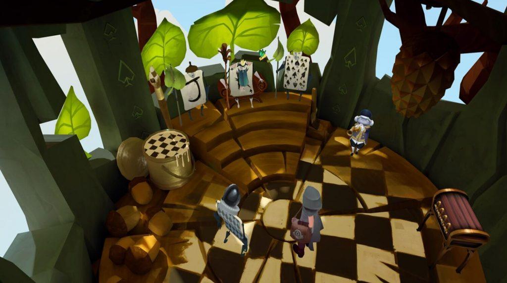 Oculus Quest 游戏《Down the Rabbit Hole》掉进兔子洞插图