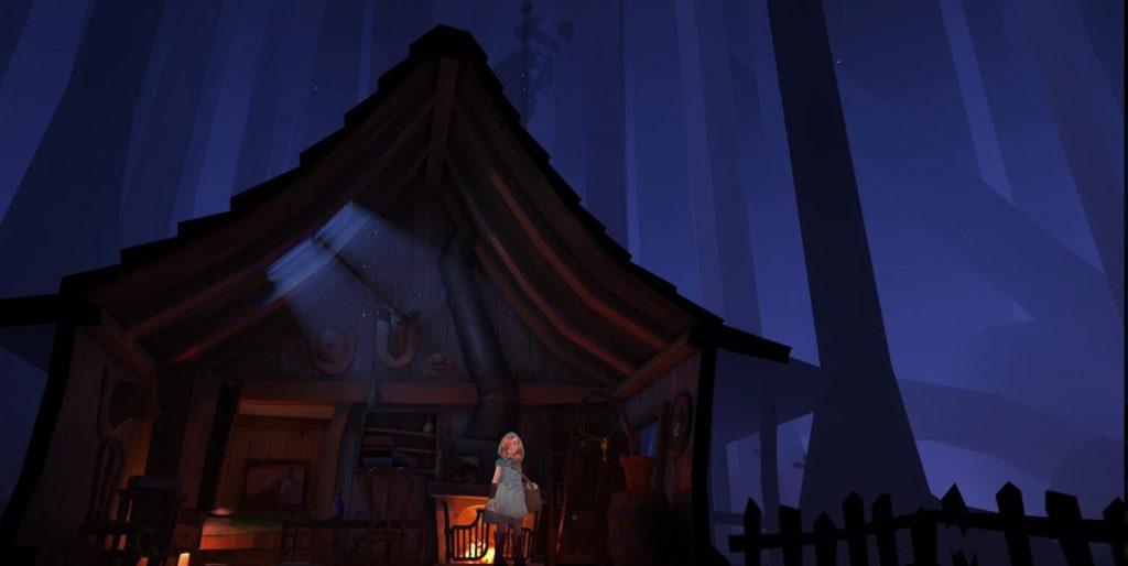 Oculus Quest 游戏《Down the Rabbit Hole》掉进兔子洞插图(1)