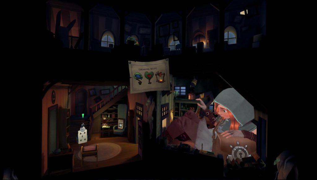 Oculus Quest 游戏《Down the Rabbit Hole》掉进兔子洞插图(2)