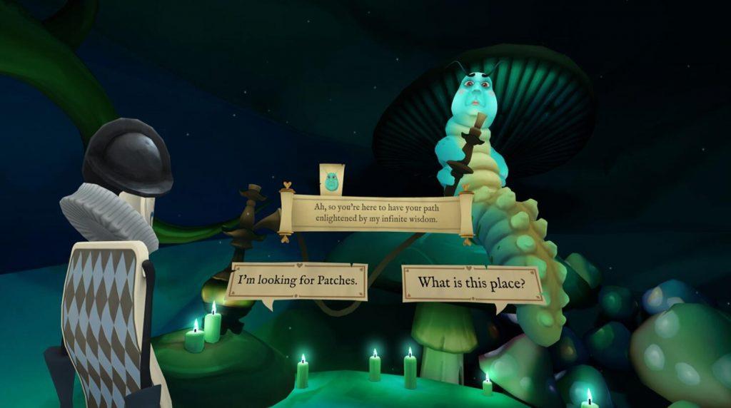 Oculus Quest 游戏《Down the Rabbit Hole》掉进兔子洞插图(3)