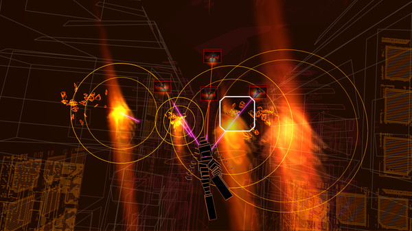 Oculus Quest 游戏《Rez Infinite》Rez无限插图