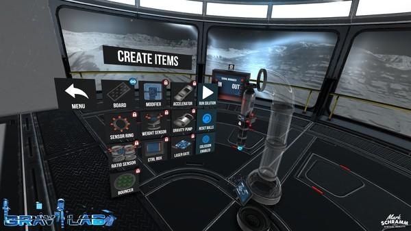 Oculus Quest 游戏《Gravity Lab》重力实验插图