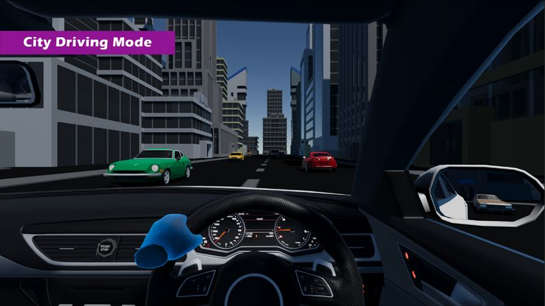 Oculus Quest 游戏《Car Parking Simulator》停车场模拟器插图