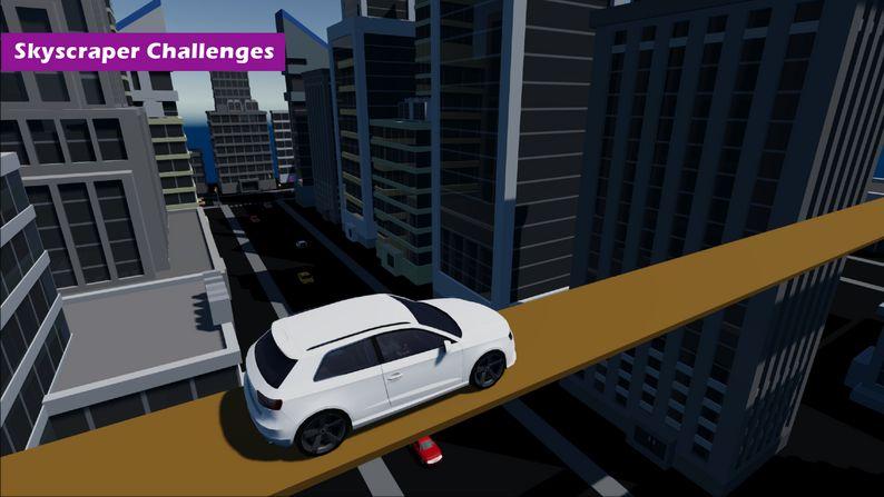 Oculus Quest 游戏《Car Parking Simulator》停车场模拟器插图(2)