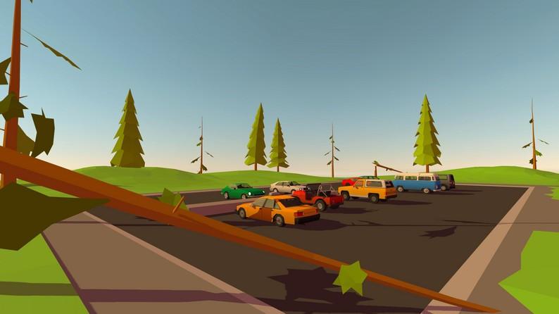 Car Parking Simulator 停车场模拟器