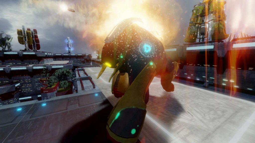Oculus Go 游戏《Defense Grid 2》防御阵型插图(1)