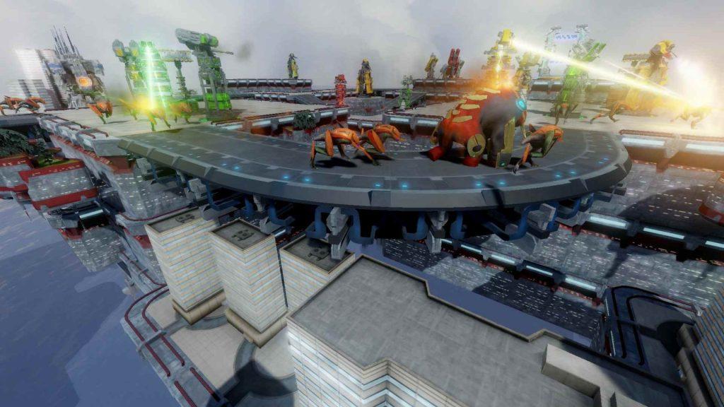 Oculus Go 游戏《Defense Grid 2》防御阵型插图(3)