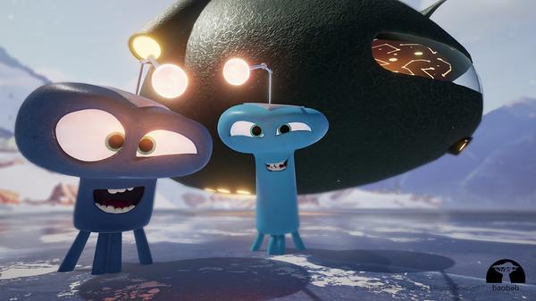 Oculus Go VR动漫《INVASION!》入侵!插图