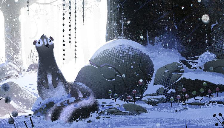 Oculus Go VR动漫《Crow: The Legend》七彩鸦传奇插图