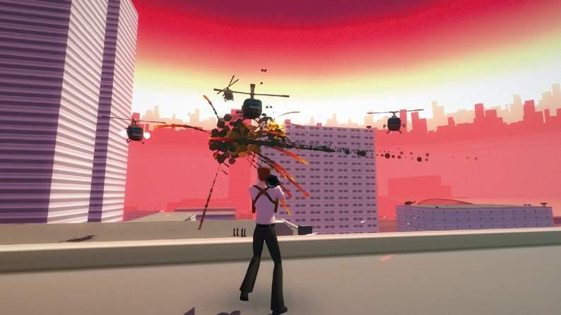 Oculus Quest游戏《City Avenger》侠盗猎手车插图(1)