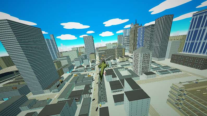 Oculus Quest游戏《City Avenger》侠盗猎手车插图(2)
