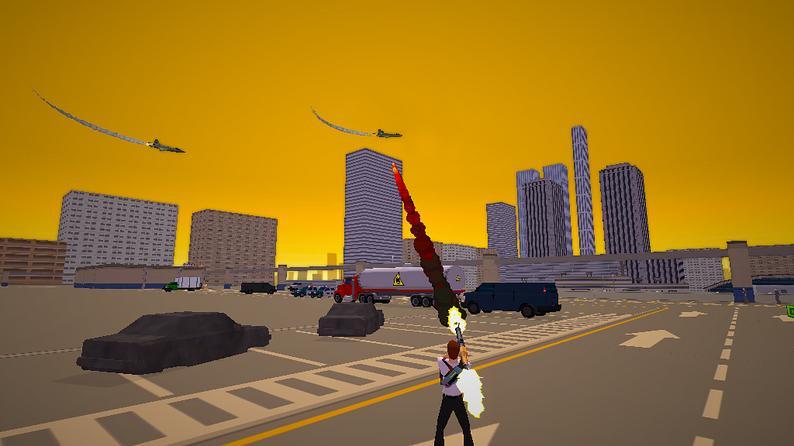 Oculus Quest游戏《City Avenger》侠盗猎手车插图(5)
